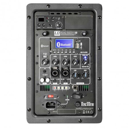 LD SYSTEMS ROADBUDDY 10...