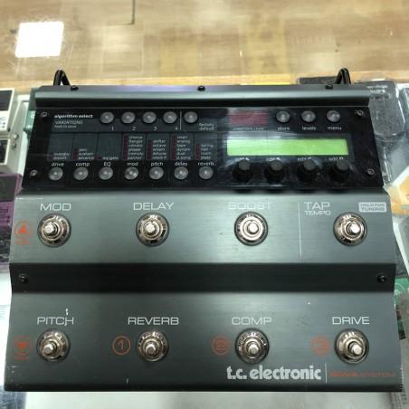 TC ELECTRONIC NOVA SYSTEM...