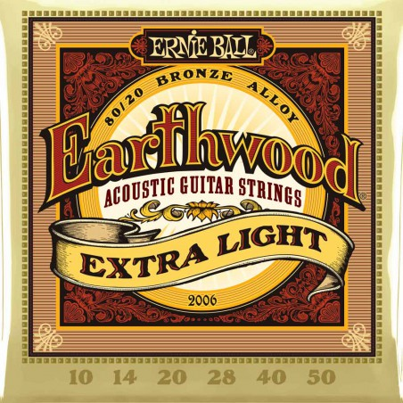 ERNIE BALL EARTHWOOD 2006...