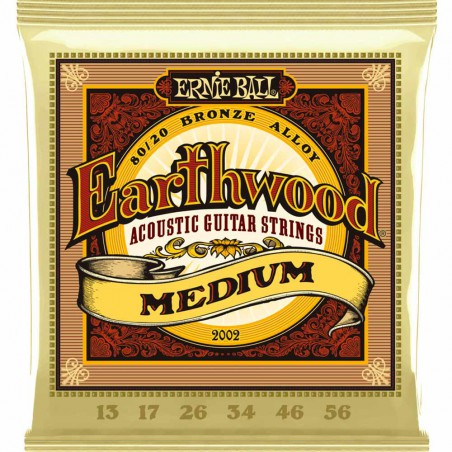 ERNIE BALL EARTHWOOD 2002...