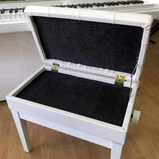 BANQUETA PIANO REGULABLE...