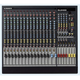 ALLEN & HEATH GL2400-16...