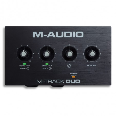 M-AUDIO M TRACK DUO