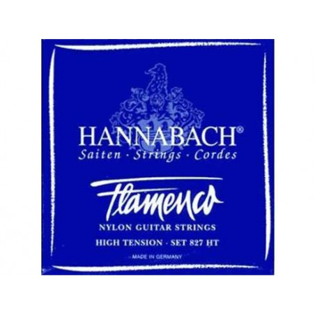 HANNABACH 827HT CUERDAS...