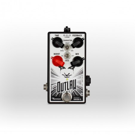 THERMION OUTLAW PEDAL DELAY...